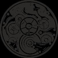 Sticker Horloge Mécanique 2