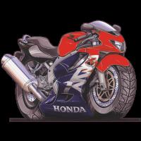 Autocollant 850-Honda-CBR-600F