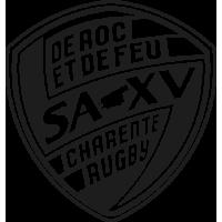 Sticker Rugby SA XV Charente Agoulème 2