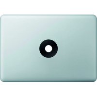 Rond - Sticker Macbook