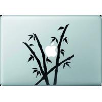 Bambou - Sticker Macbook