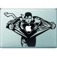 Superman - Sticker Macbook 1