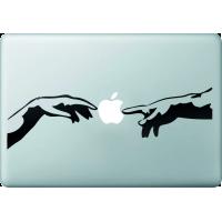 Mains - Sticker Macbook
