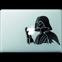 Dark Vador - Sticker Macbook