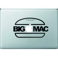 Big Mac - Sticker Macbook
