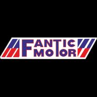 Sticker MOTO FANTIC Logo Recto