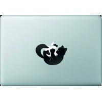 Chat - Sticker Macbook