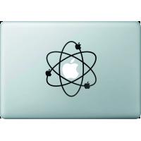 Atome - Sticker Macbook