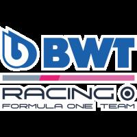 Sticker BWT racing point Couleur