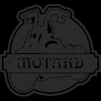 Sticker Déco Baril Motard
