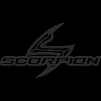Sticker Scorpion Helmet