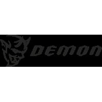 Sticker DODGE Demon (4)
