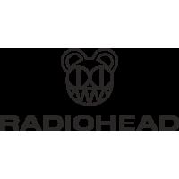 Sticker RadioHead 3