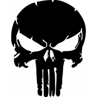 Sticker Punisher 2