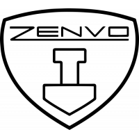 Sticker ZENVO Logo