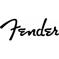 Sticker Guitare / Basse Logo Fender