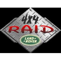 Raid 4x4 land rover