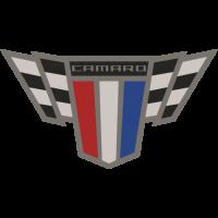 Sticker CHEVROLET CAMARO (2)
