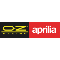 Sticker Aprilia OZ Racing