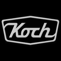 Sticker Logo Koch