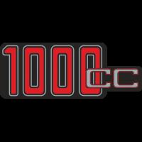 Sticker BMW 1000CC GRIS