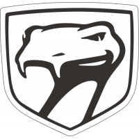 Sticker DODGE VIPER