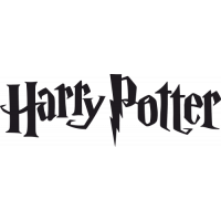 Sticker Harry Potter logo