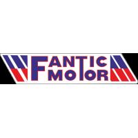 Sticker MOTO FANTIC Logo Verso
