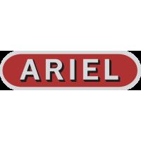 Sticker Logo Ariel Moto Réservoir