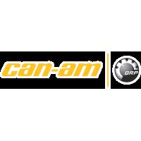 Autocollant Can Am Logo 2