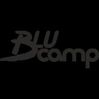 Sticker BLU CAMP