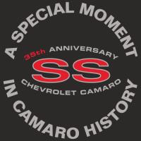 Sticker CHEVROLET CAMARO SS