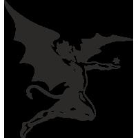 Sticker Black Sabbath 2