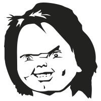 Sticker Chucky