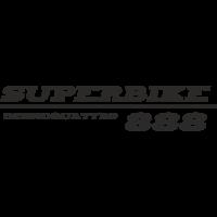 Sticker Ducati 888 Supersport Droit