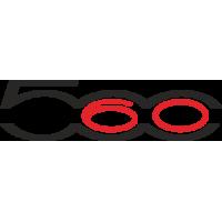 Sticker FIAT 560 Couleur