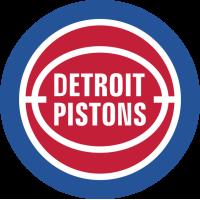 Sticker Detroit Pistons