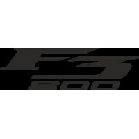 Sticker MV AGUSTA F3 800