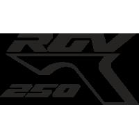 Sticker MOTO SUZUKI RGV 250 Verso