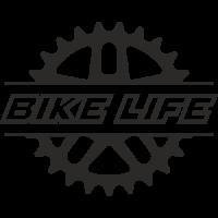 Sticker Bike Life Vélo