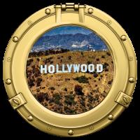 Sticker Hublot Hollywood