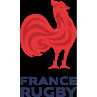 Sticker Rugby FFR Fédération Française de Rugby XV de France (2)