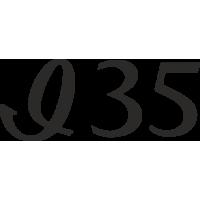 Sticker INFINITI l35