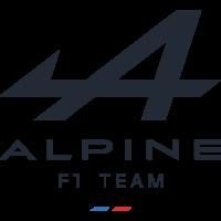 Sticker Alpine formule 1 team
