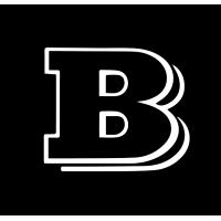 Sticker Brabus logo simple