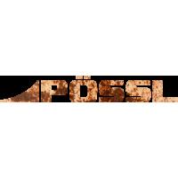 Sticker POSSL Vintage