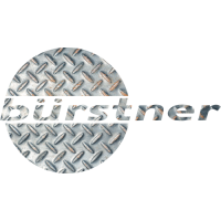 Sticker Burstner Metal