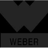 Sticker WEBER