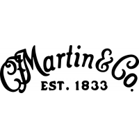 Sticker Guitare / Basse Logo Martin & Co