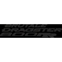 Sticker MV AGUSTA BRUTALE DRAGSTER 800RR
